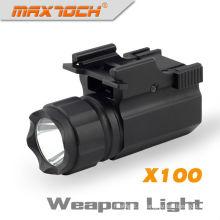 Lampe de poche militaire de Maxtoch X100 avec la lumière d'arme de CREE R5 280 lumens LED