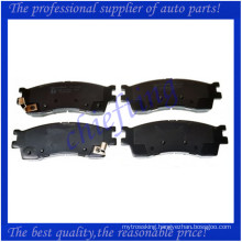 D889 0K2N1-33-28Z 37180 for kia clarus carens brake pad