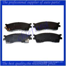 D889 0K2N1-33-28Z 37180 for kia clarus carens brake pad