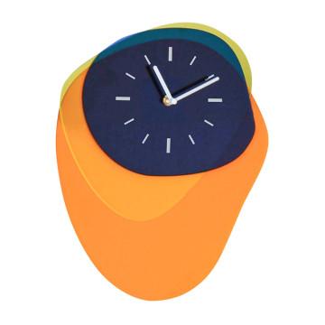 Relógio de parede decorativo acrílico