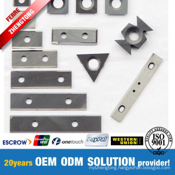 Tungsten Carbide Edgebanding Inserts for Edgebanders