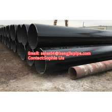 API 5L X56 LSAW weld line pipe steel pipes