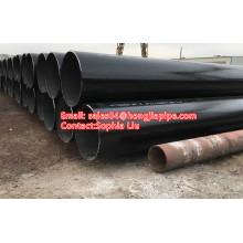 Tubos de aço API 5L X56 LSAW