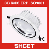 NEW CB CE Approved CET-091 Recessed 15 watt LED Down Light