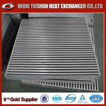 Échangeur de chaleur en aluminium à usinage chaud en aluminium