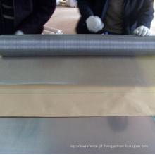 Tecido de malha de alta resistência à tração em aço inoxidável