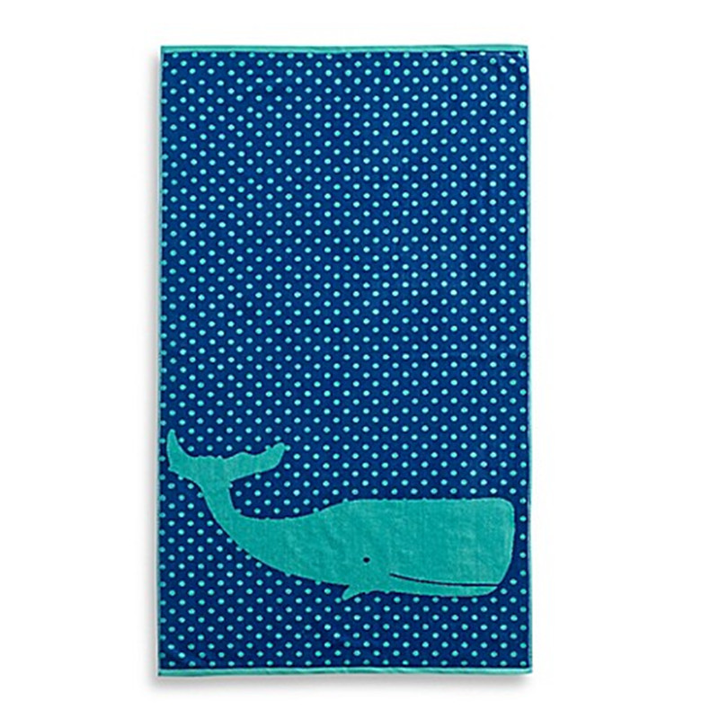 Micro Fiber Cartoon Rectangular Beach Towel