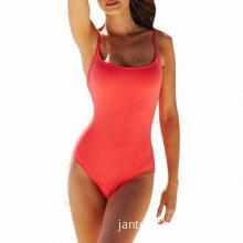 Women's Triangle Bikinis w/Shelf Bra for Support, Lining w/90gsm Polyester Jersey, Highly Elastic