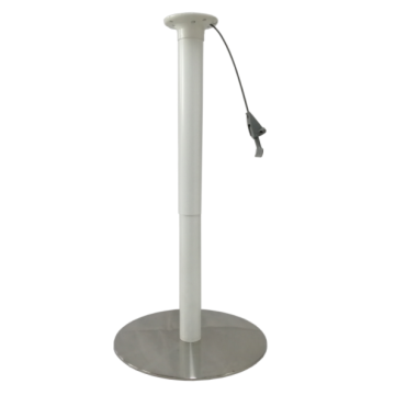 Excellent gas spring cafe table lift mechanism