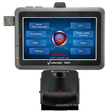 Voiture voyage ordinateur GPS Navigator TPMS huile Statistjcs (A601/A602/A603)