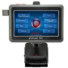 Car Trip Computer GPS Navigator TPMS Oil Statistjcs (A601/A602/A603)