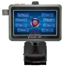 Автомобильная поездка компьютер GPS навигатор TPMS нефти Statistjcs (A601/A602/A603)
