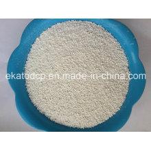 Ekato Branco Grau de alimentação granular DCP 18%