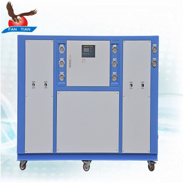 Water Tank Chiller Qatar 60hp Air Cool Chiller