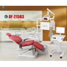Unidad de alta calidad de silla dental de tipo Europa