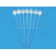 Brosse cervicale jetable stérile médicale de la CE