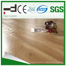 12mm Hand-Scraped U Mould Classic Laminated Flooring
