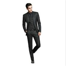 traje de los hombres de la boda del negocio del ajuste del a cuadros de las ventas al por mayor