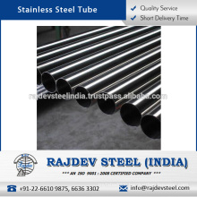 Corrosion Resistant Widely Demanded Stainless Steel ERW Tube 317L from Wholesale Supplier