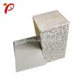 Calcium Silicate Sandwich EPS cement Precast Panel de pared de hormigón ligero