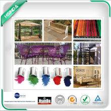 Порошковые краски для металлической мебели