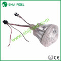 60mm/45mm smd5050 rgb cabochon forain rgb led pixel module light