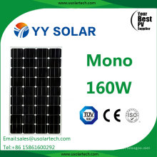 Per 160W 170W 150 Watt 18V Solar Panel for Street Light Sets
