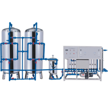 mineral water equipment UF1000I(15000L/H)
