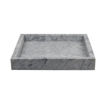 25x25 cm Square Marble Tray