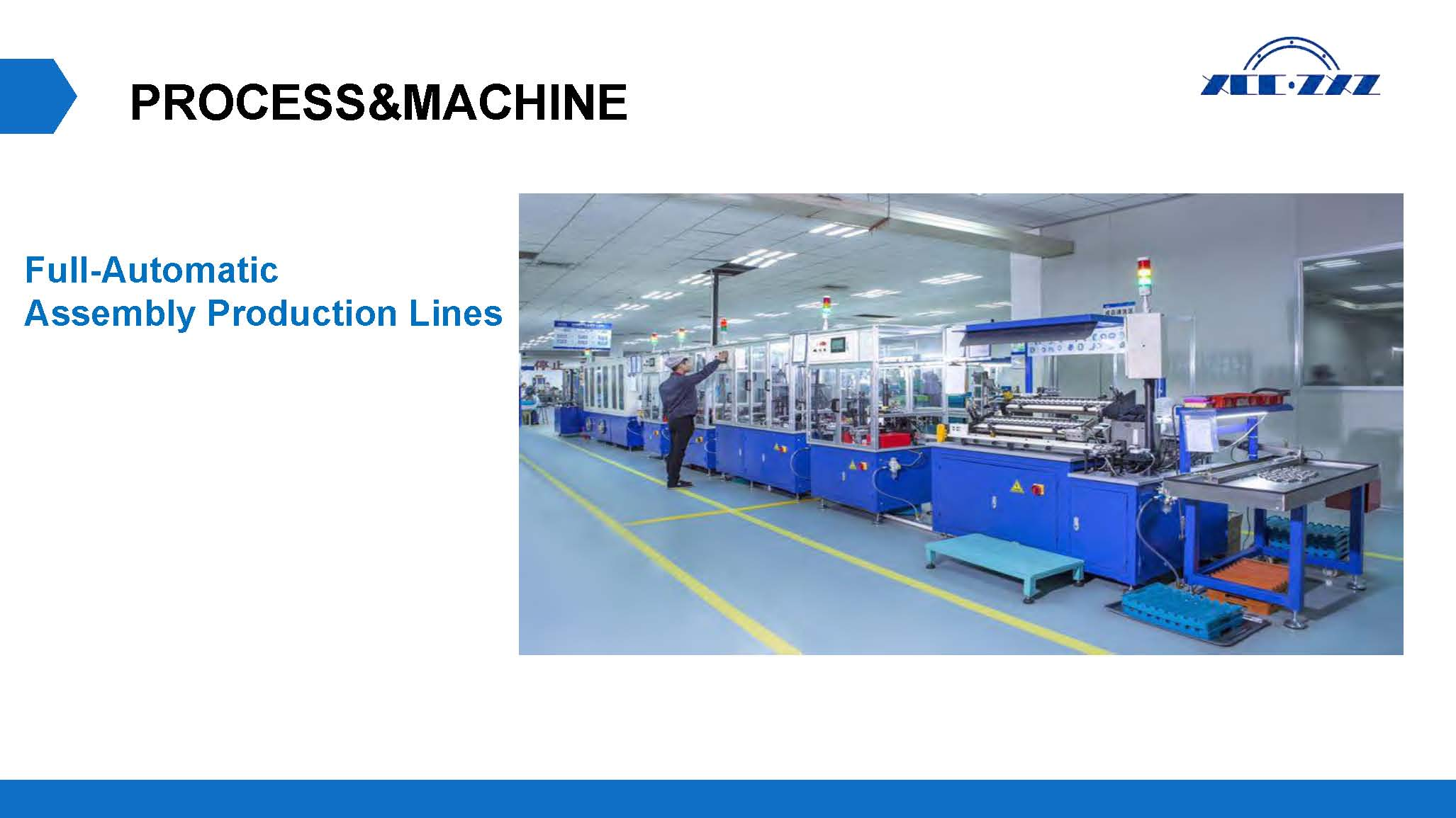 Full-Automatic Assembly production line