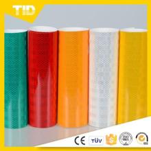 High intenstiy grade Microprismatic reflective sheeting