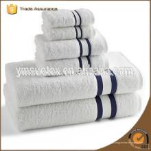 Салфетка dobby 100% белое хлопковое банное полотенце, 500г