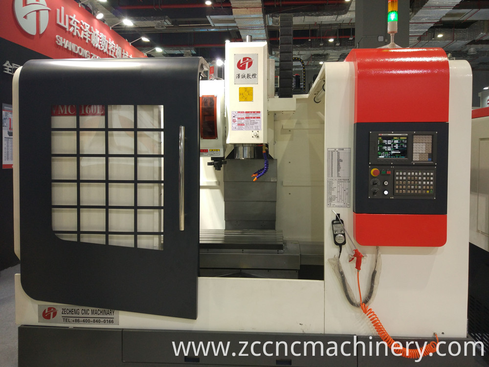 VMC1160L vertical machining center