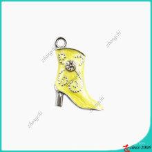 Gelbe Stiefelette Small Size Charm (SPE)
