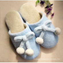 Indoor Slipper with Bow