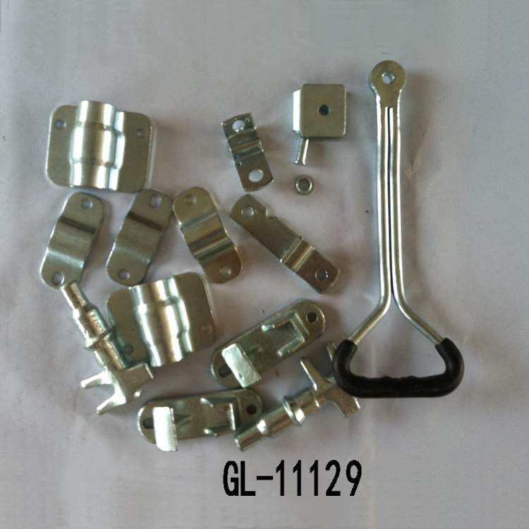 Parts of a Door Locking Mechanism/Container Door Lock