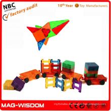 Magnetische Bausteine Playmags Pädagogische Spielzeug 2015