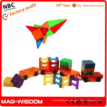 Bloques de construcción magnéticos Playmags juguetes educativos 2015