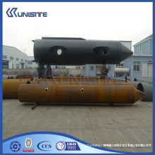 marine dredge spud carrier for dredger (USC2-002)