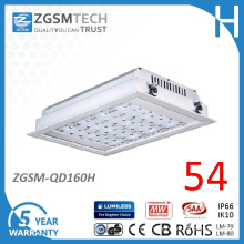 2016 Zgsm New LED Recessed Light with Ce RoHS for Gas Station Lighting
