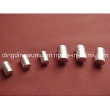 Eléctrodo de Rod da liga de cobre do tungstênio da pressão do molde para EDM