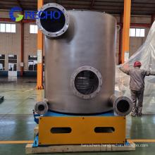 Papermaking Pulp Screening Equipment Inflow Pressure Screen For Paper Industry