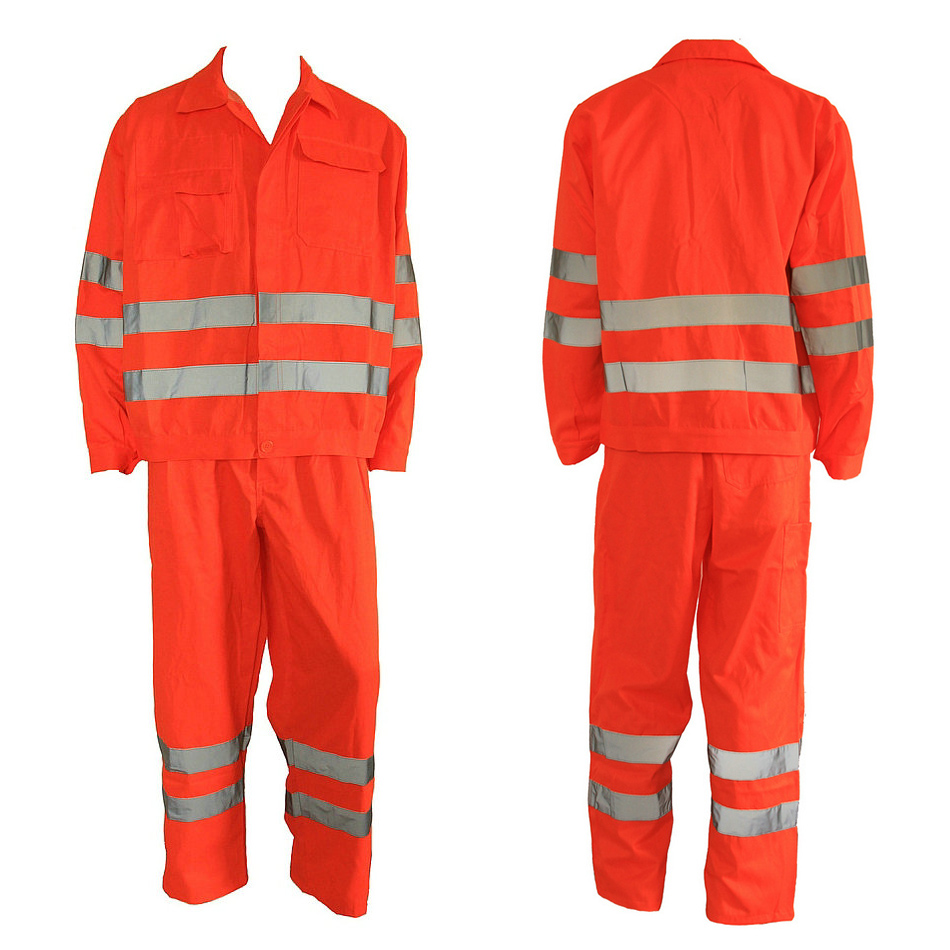 hi vis work suit B18-X