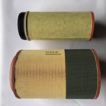 WG9725190102 WG9725190103 K2841 Air Filter Assy
