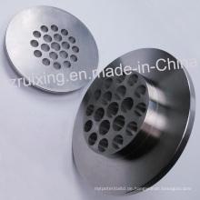 Präzisionsbearbeitetes Teil für industriellen Fluss-Conditioner