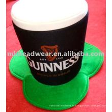 Le chapeau de fête de chapeau de Saint Patrick