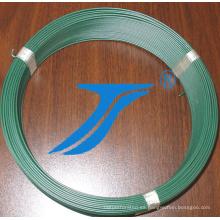 Cable de hierro / PVC galvanizado / Wir de acero
