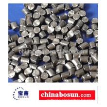 Abrasive grain steel cut wire shot price for sand blasting