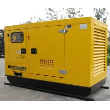 Groupe électrogène diesel silencieux de 110kw / 137.5kVA
