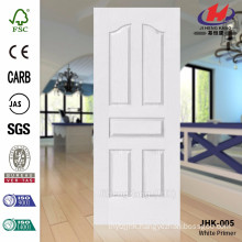 JHK-005 New Design Smooth Surface White Primer With High Quality Door Skin
